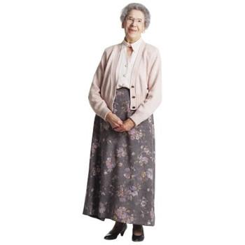 Бабушка 81 год