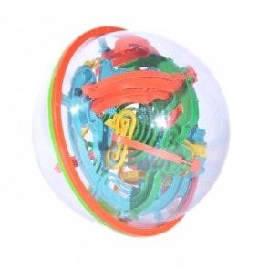 Головоломка шар-лабиринт