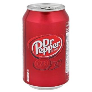 Напиток Dr Pepper