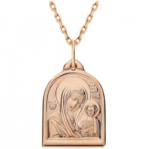 Православный медальон