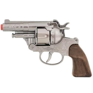 Револьвер с пистонами