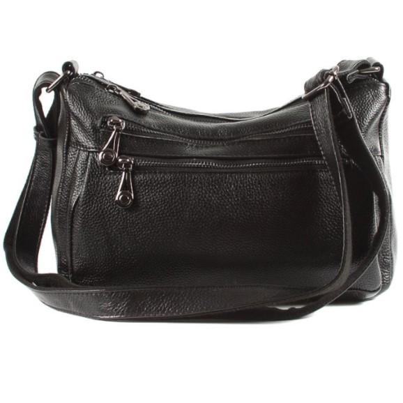 Модная сумка из натуральной кожи