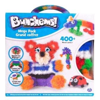 Конструктор-липучки Bunchems