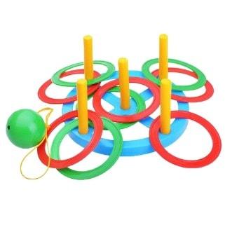 Кольцеброс + поймай шарик