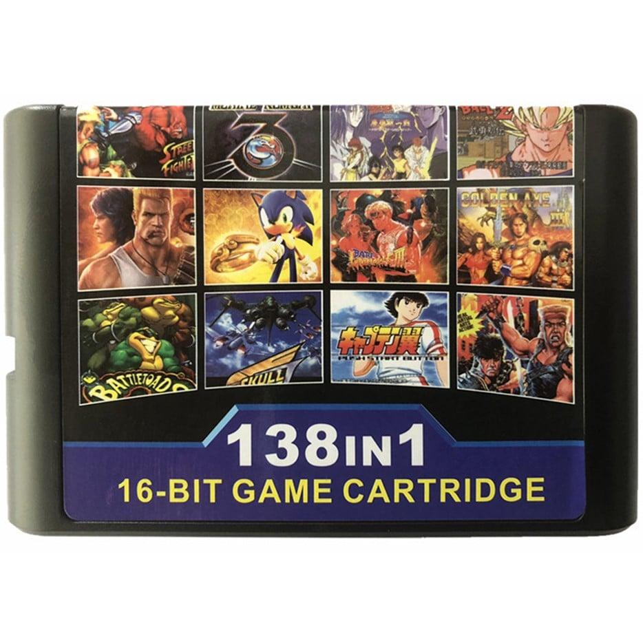 Картридж для Sega