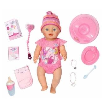 Интерактивная кукла-пупс