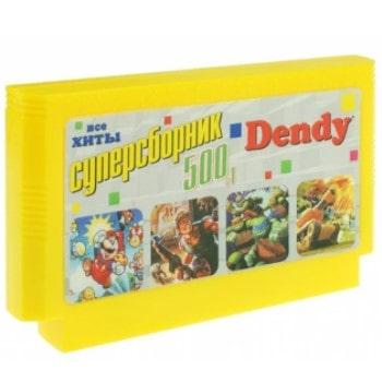 Картридж для Dendy