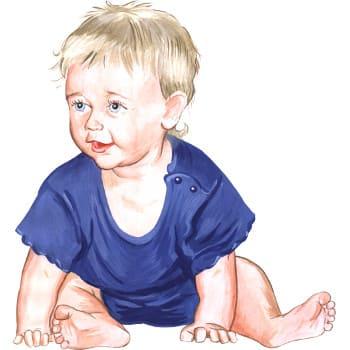 Мальчик 1 год