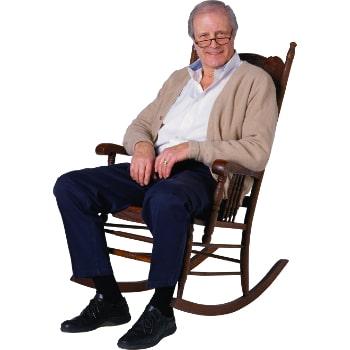 Мужчина 71 год