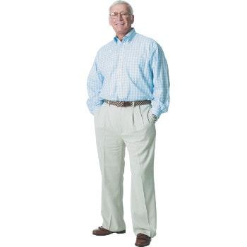 Мужчина 85 лет