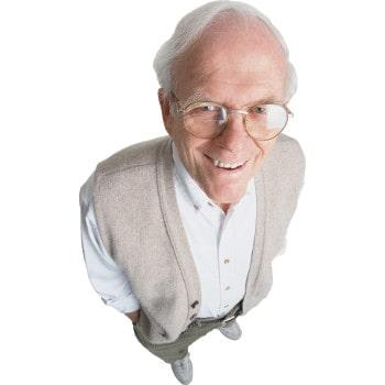 Мужчина 89 лет