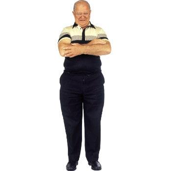 Мужчина 93 года