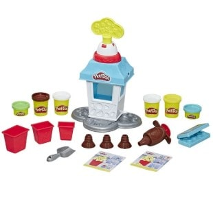 Play doh Попкорн-вечеринка