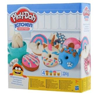 Play doh выпечка и пончики