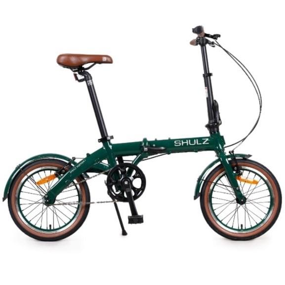 Складной велосипед взрослый