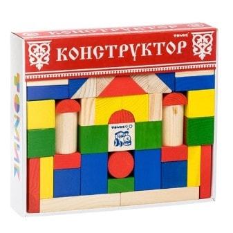 Кубики Томик Цветной
