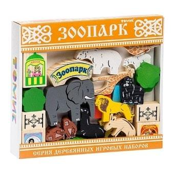 Кубики Томик Зоопарк