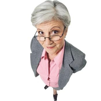 Женщина 60 лет