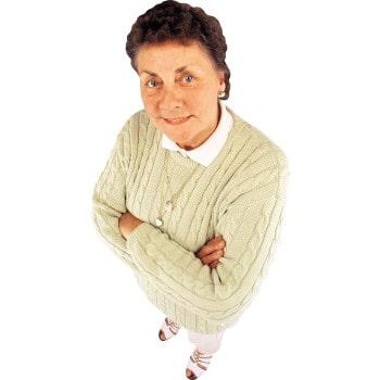 Женщина 77 лет