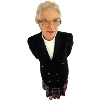 Женщина 83 года