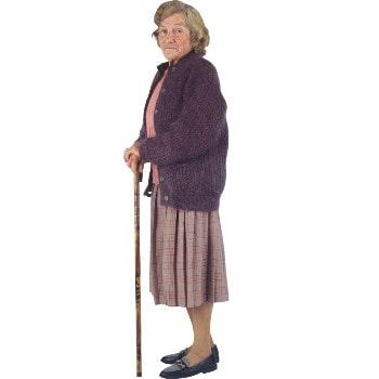 Женщина 93 года