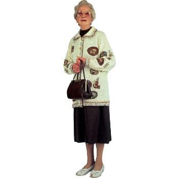 Женщина 95 лет